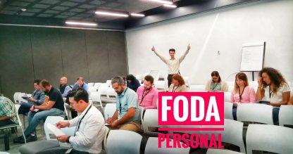 Conferencia Taller Mi FODA personal Lider Cortes Jose